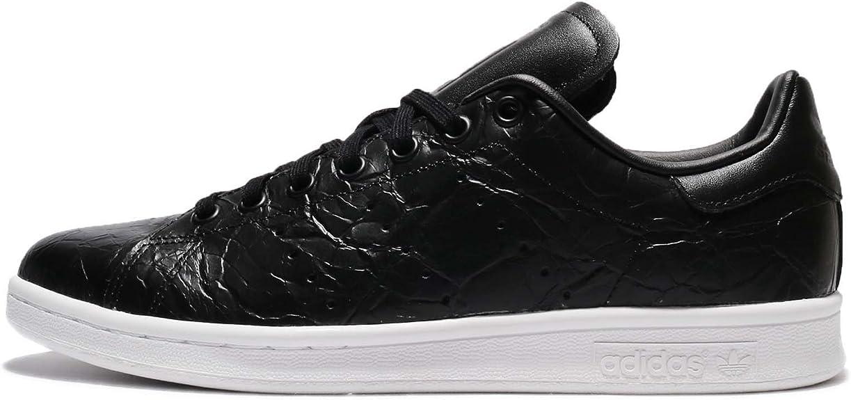 Adidas Men's Stan Smith, Black/White