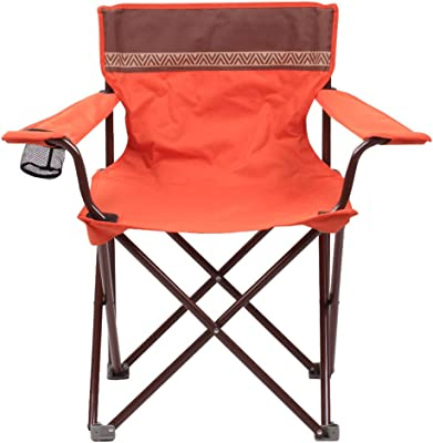 Amazon Com Double Folding Chair With Table Cooler