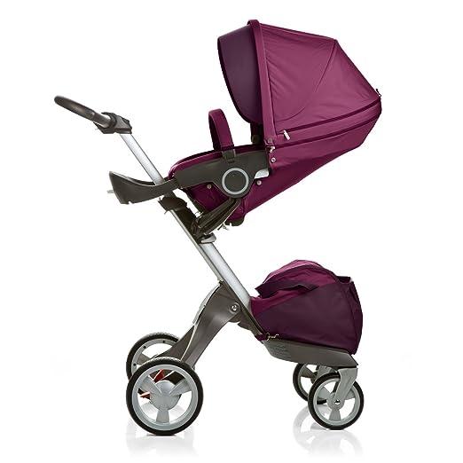 Amazon.com: Cochecito Stokke Xplory, color morado: Baby