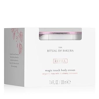 rituals sakura body cream