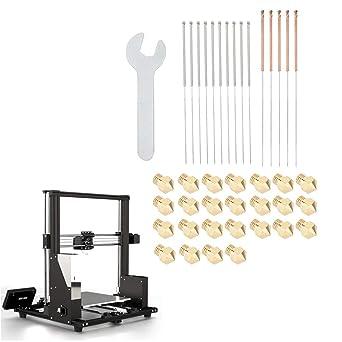 Amazon.com: Zamtac - Kit de boquilla y llaves de aguja de ...