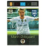 Panini Adrenalyn XL FIFA 365 Martin Odegaard Signature Card