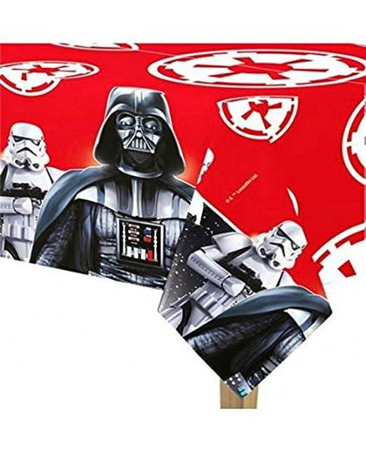 CAPRILO. Lote de 2 Manteles Decorativos Infantiles Star Wars ...