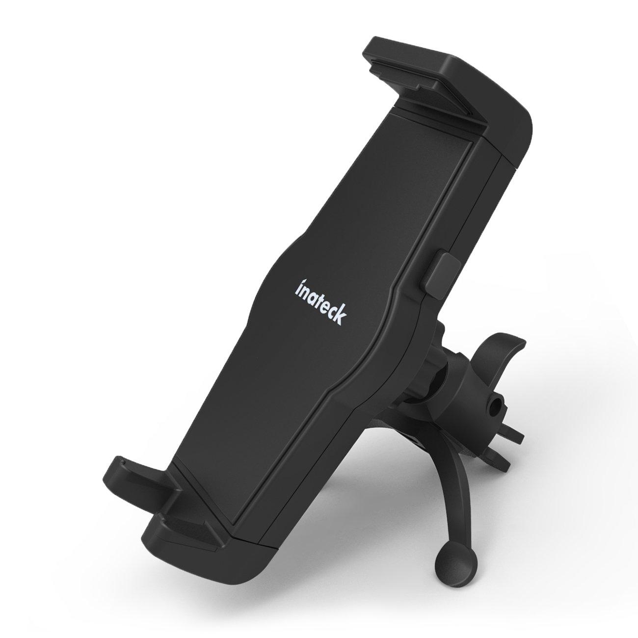 Inateck ST1010 2 in 1 Porta Telefono Cellulare e Tablet Supporto Auto Smartphone Cruscotto e Bocchetta aria
