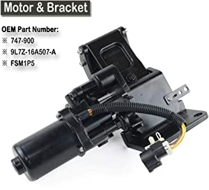 Front Left Driver Side Power Running Board Motor with Bracket for Lincoln Navigator Fo-rd Expedition 9L7Z16A507A 747-900