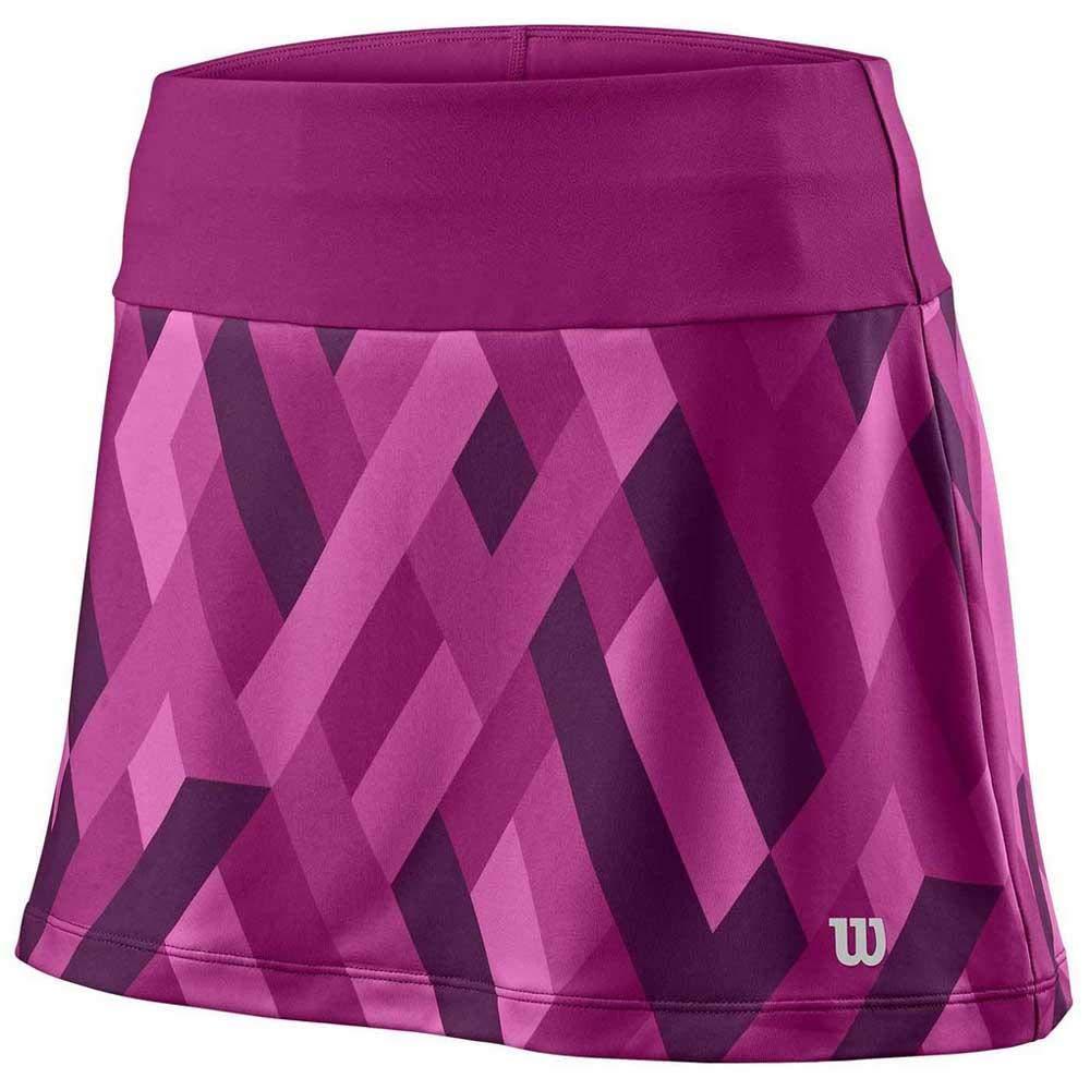 Wilson W UWII Print 12.5 Skirt - Falda, Mujer: Amazon.es: Deportes ...