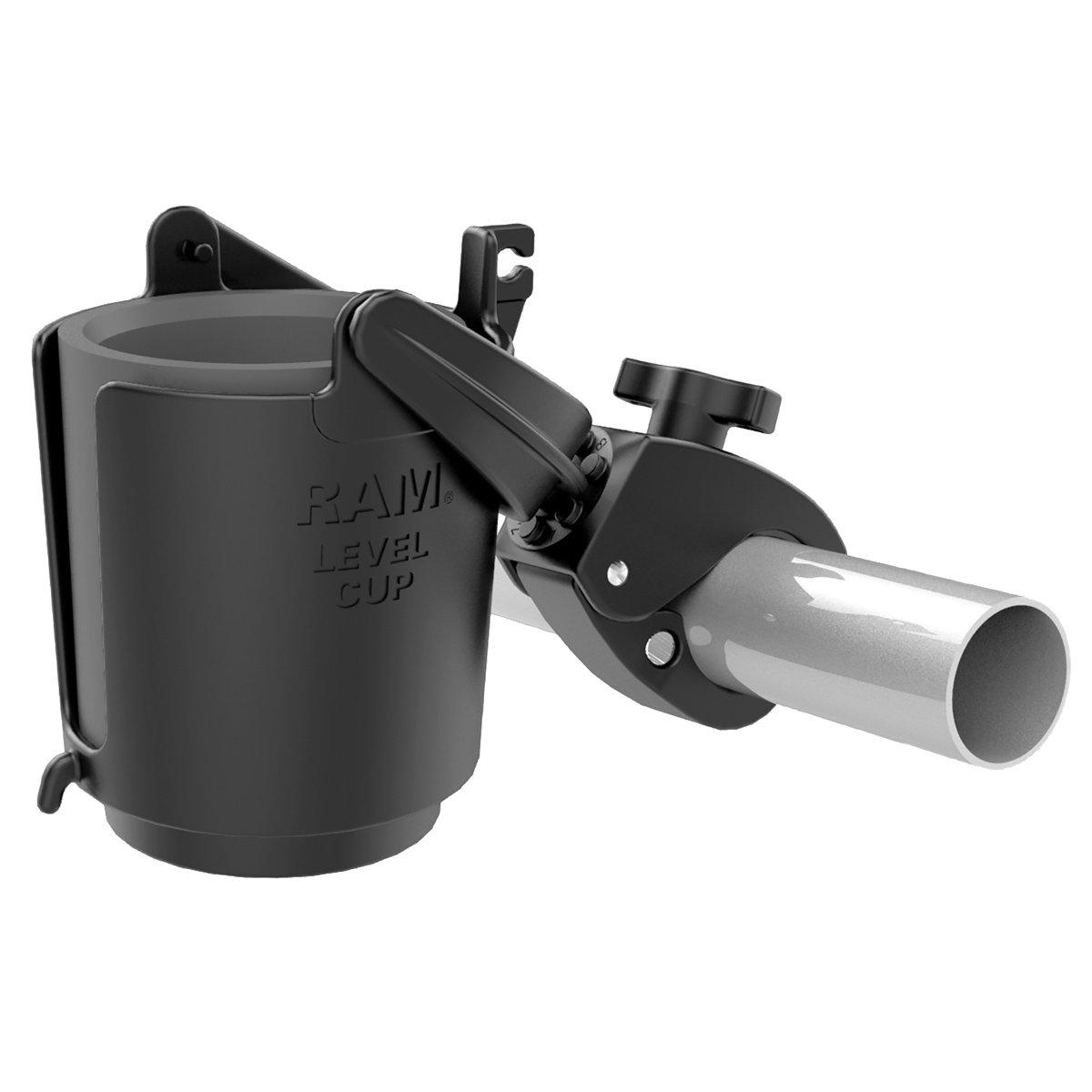 Ram Mount RAM-B-132-400U DRINK CUP HOLDER W//TOUGHCLAW