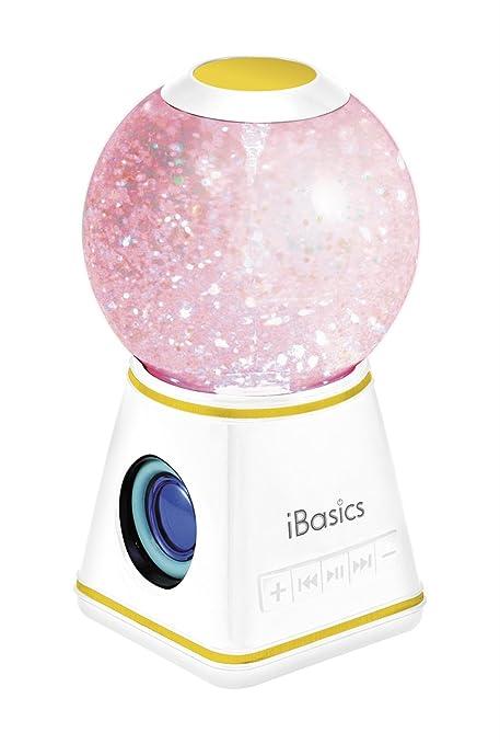 Review iBasics Bluetooth Tornado Speaker