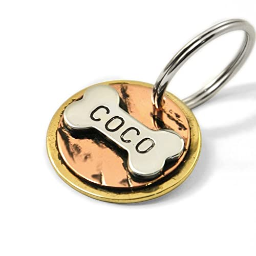 amazon com dog id tags dog tags for small dogs pet tags