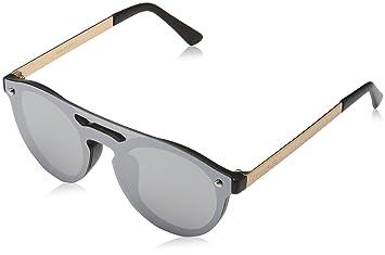 Paloalto Sunglasses p75205.0Brille Sonnenbrille Unisex Erwachsene, Silber