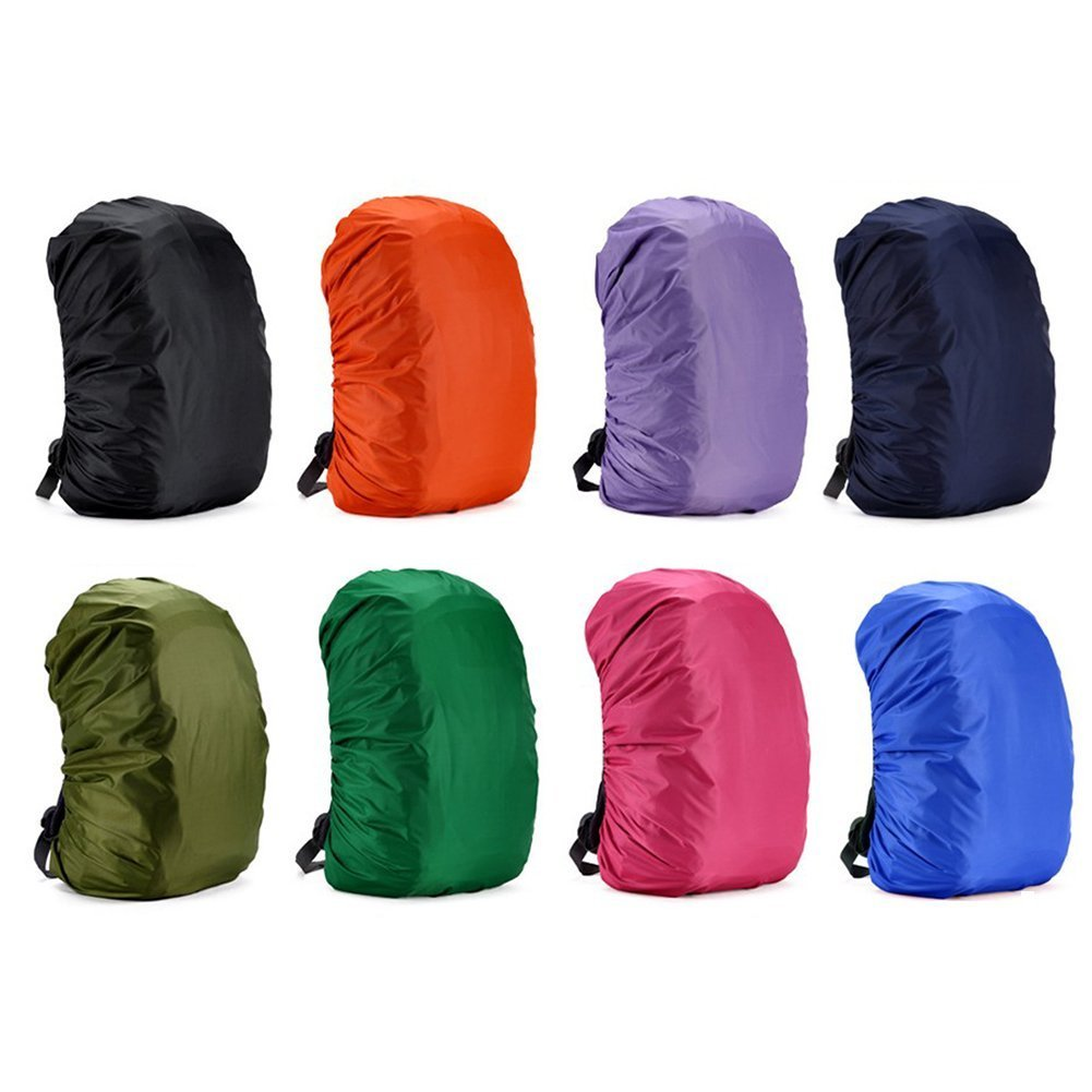 Eachbid Outdoor Camping Hiking Backpack Pack Tarp Rain Cover Raincoat Raincoat Cover for Backpack