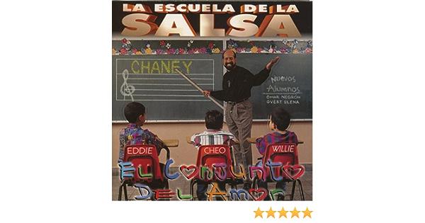 La Escuela De La Salsa By Conjunto Chaney On Amazon Music