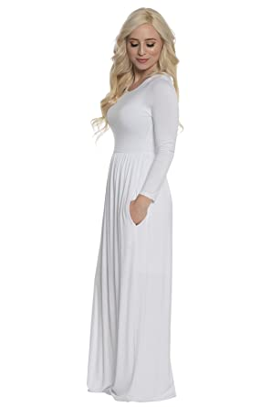 fc79872f417d Aria LDS Temple Dress, Fashionable and Affordable LDS Mormon Temple Dress -  XS, Long