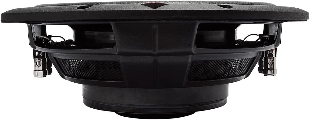 """400 Watts Max Rockford Fosgate R2SD2-10 Prime 2-Ohm DVC Shallow 10/"""" Subwoofer 200 Watts RMS"""