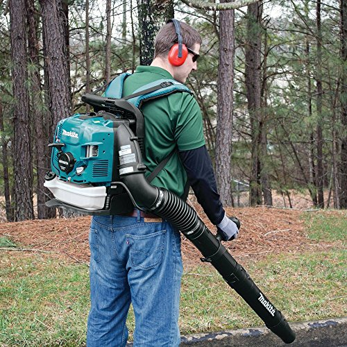gas backpack blowers