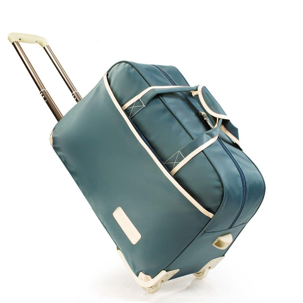RFJJ トロリーケース 2ホイール ビジネストリップ 旅行 スーツケース トロリーバッグ 大容量 軽量 荷物 旅行 トランク 0076 B07KKDMCMJ E