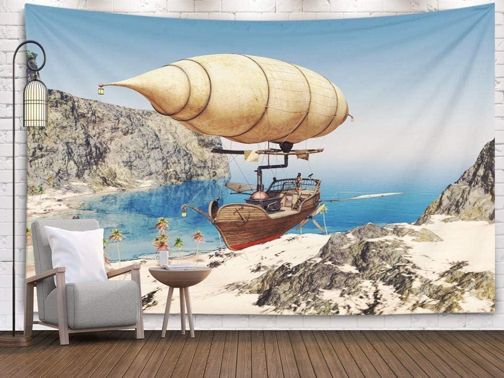 N / A Tapiz de para Hombres, Tapiz de Pared, Arte casero de algodón para D & Eacute; Cor Living Room Dorm generado ilustración 3D