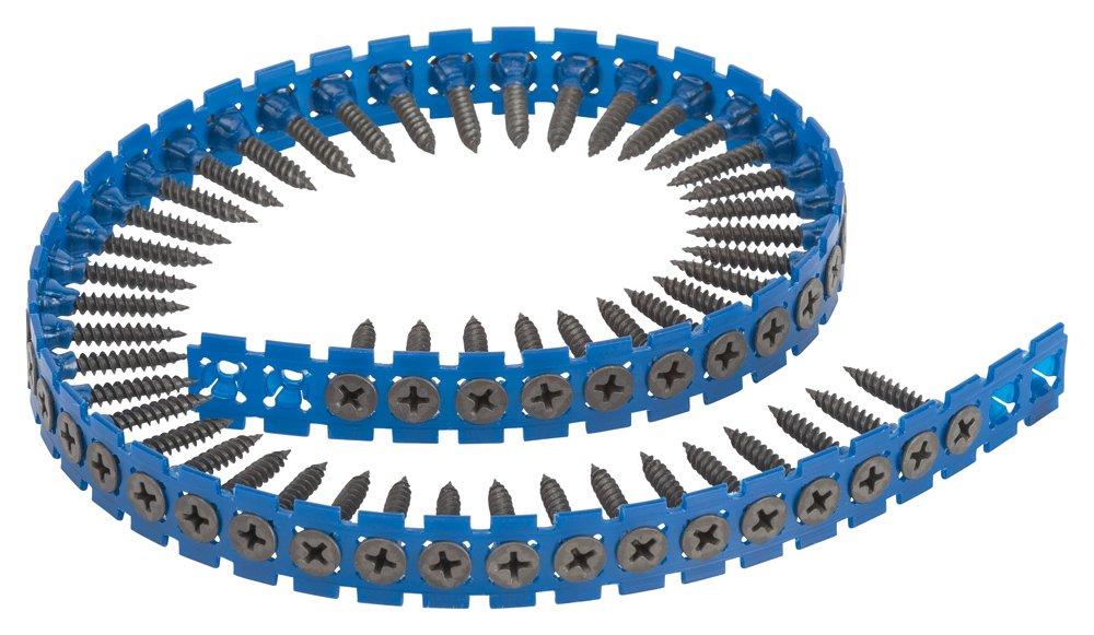 Bosch 2 608 000 549 - Tornillo de rosca gruesa para montajes rápidos 3,9 x 35 - S-G; 35 mm, pack de 1000 2608000549