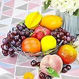 CEWOR 39pcs Artificial Fruits Lifelike Fake