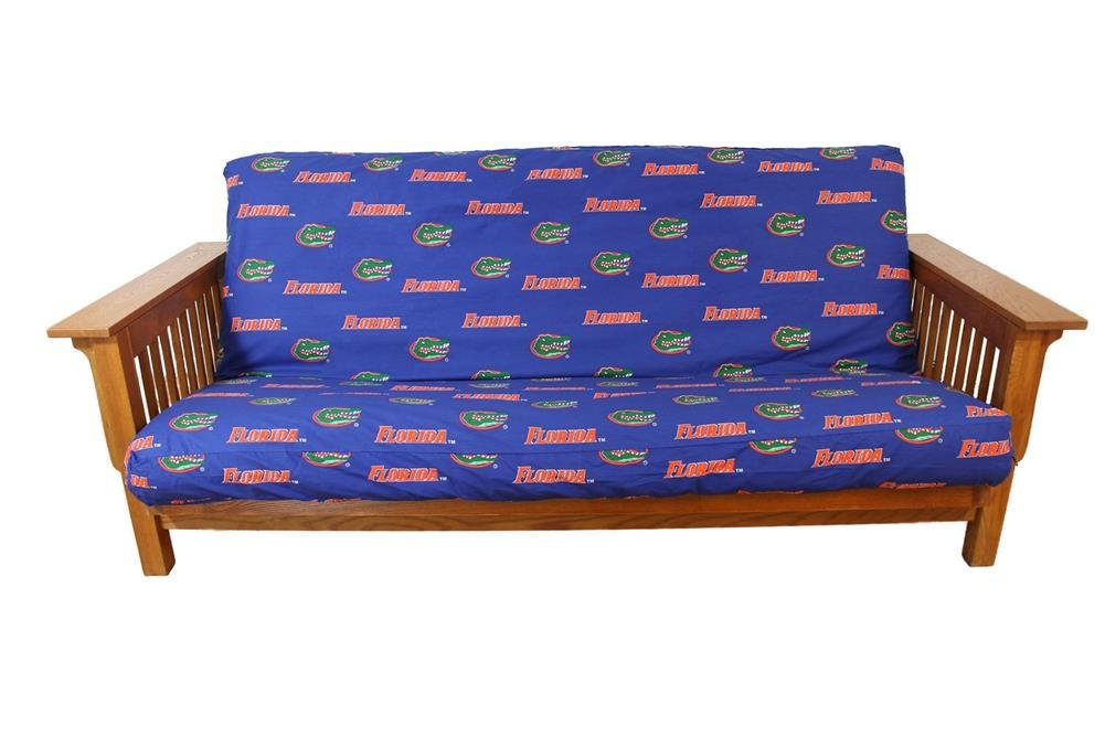 amazon     college covers florida gators futon cover   full size fits 6 and 8 inch mats   futon slipcovers   sports  u0026 outdoors amazon     college covers florida gators futon cover   full size      rh   amazon