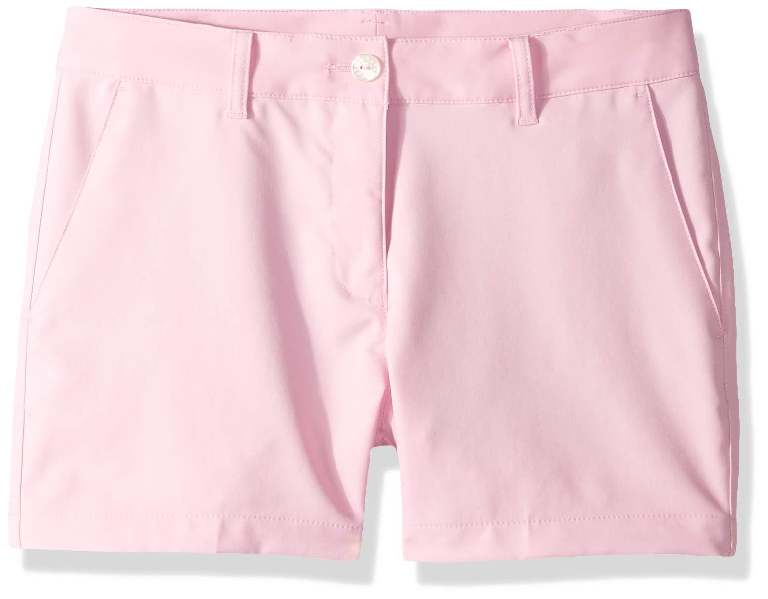 Puma Golf Girls 2019 Short, Pale Pink, x Large by PUMA