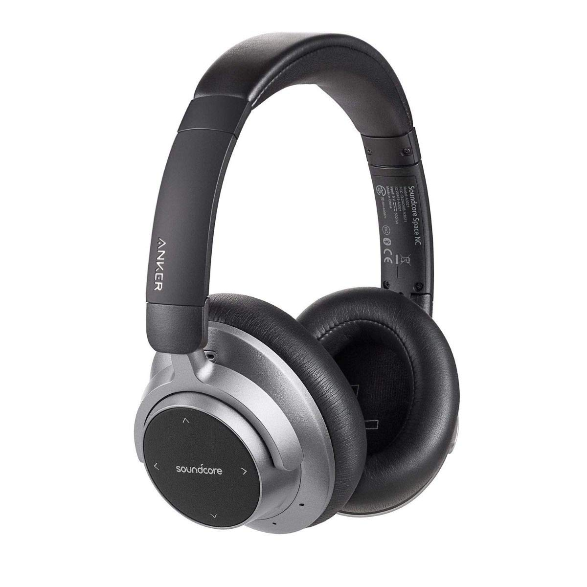 Anker AK-A30210F1 Soundcore Space NC Wireless Noise Cancelling Headphones – Black Gray