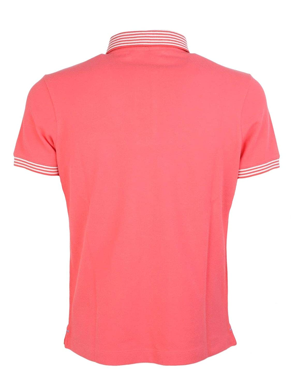 BEST COMPANY Luxury Fashion Mens Polo Shirt Summer Pink