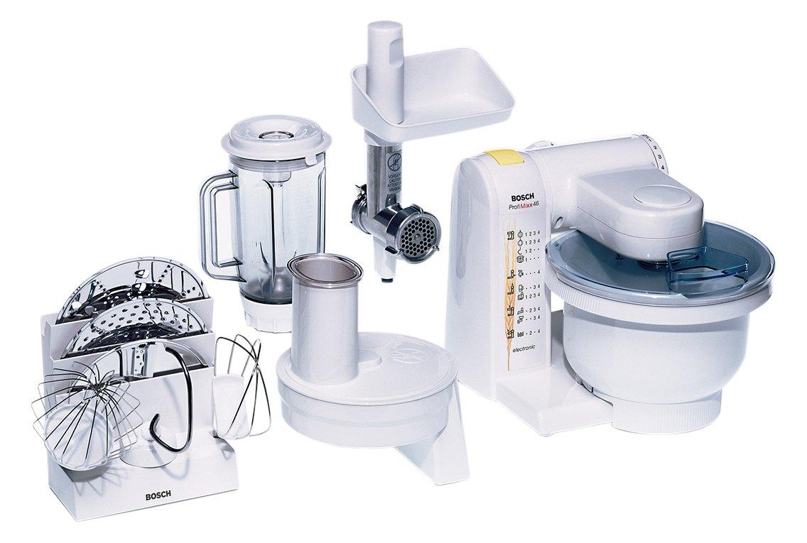Bosch MUM4655EU Robot da cucina 550 W, vincitore del test Stiftung Warentest (10/2010)
