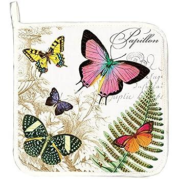 Michel Design Works Papillon Potholder