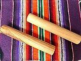 Handmade tortilla rolling pin, Ash