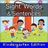 Sight Words and Sentences 2: Kindergarten Edition
