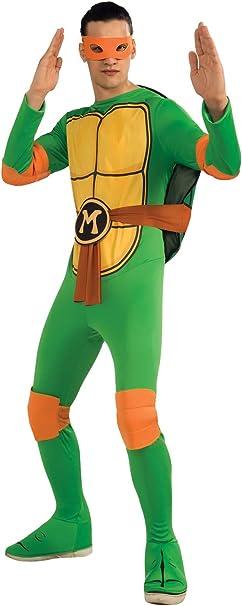 Amazon.com: Nickelodeon - Disfraz de Raphael y accesorios ...
