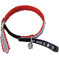 Nobby 78039-01 Adress-Katzenhalsband My Boss is