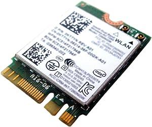 intel Wireless-N 7260 7260NGW BN NGFF PCIe WLAN WIFI Card Module 802.11 b/g/n + BlueTooth BT 04W3830 for IBM Lenovo Version