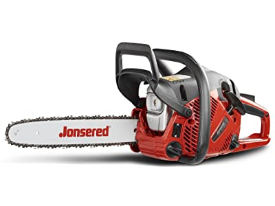 Jonsered 38cc 2-Cycle Gas 14 in. Chainsaw, CS2238