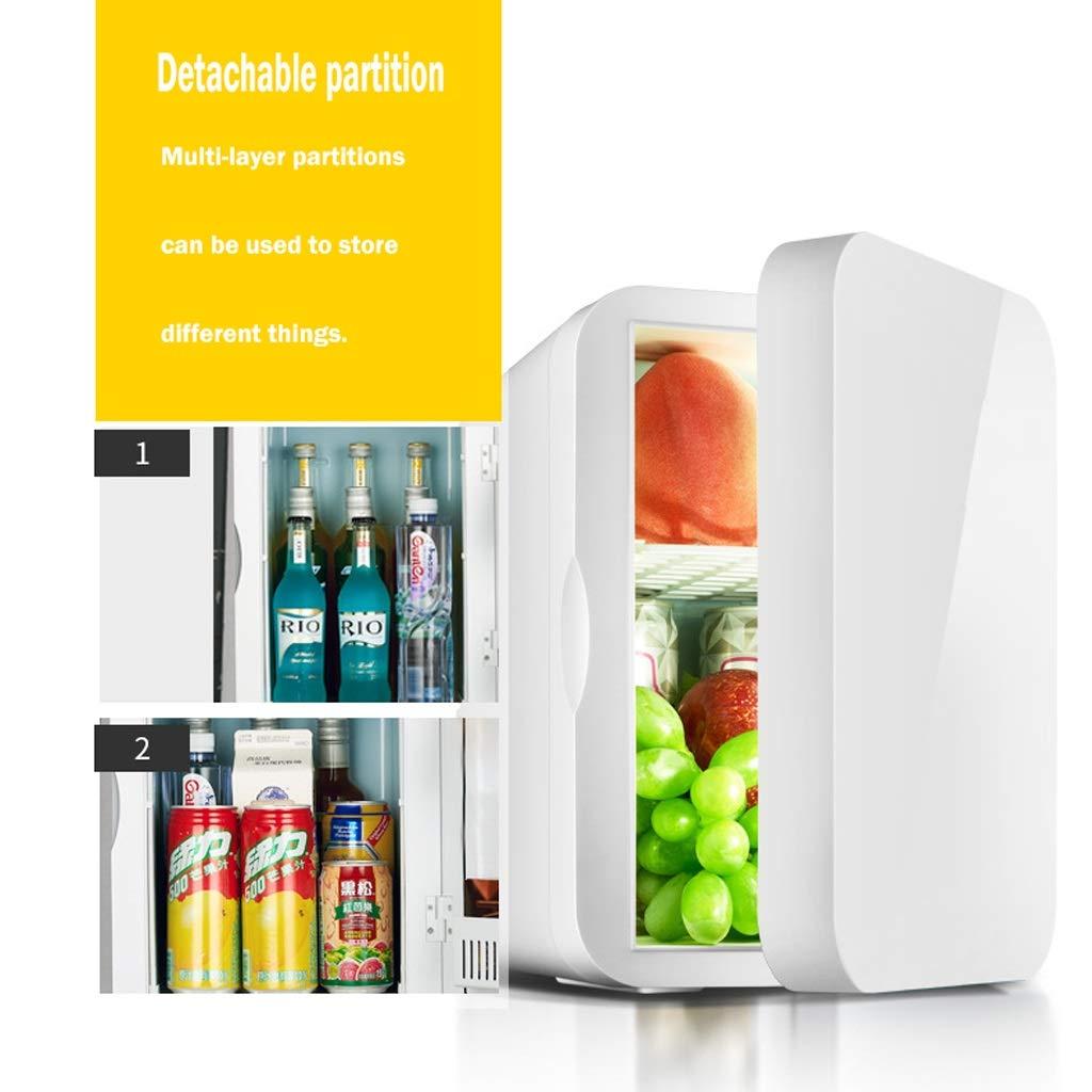 EIS cola Medizin Obst GLY 6L Mini k/ühlschrank kleinen haushalts schlafsaal eint/ürige k/ühlung Auto nach Hause dual-use 12 V // 220 V Auto k/ühler for Insulin Kosmetik