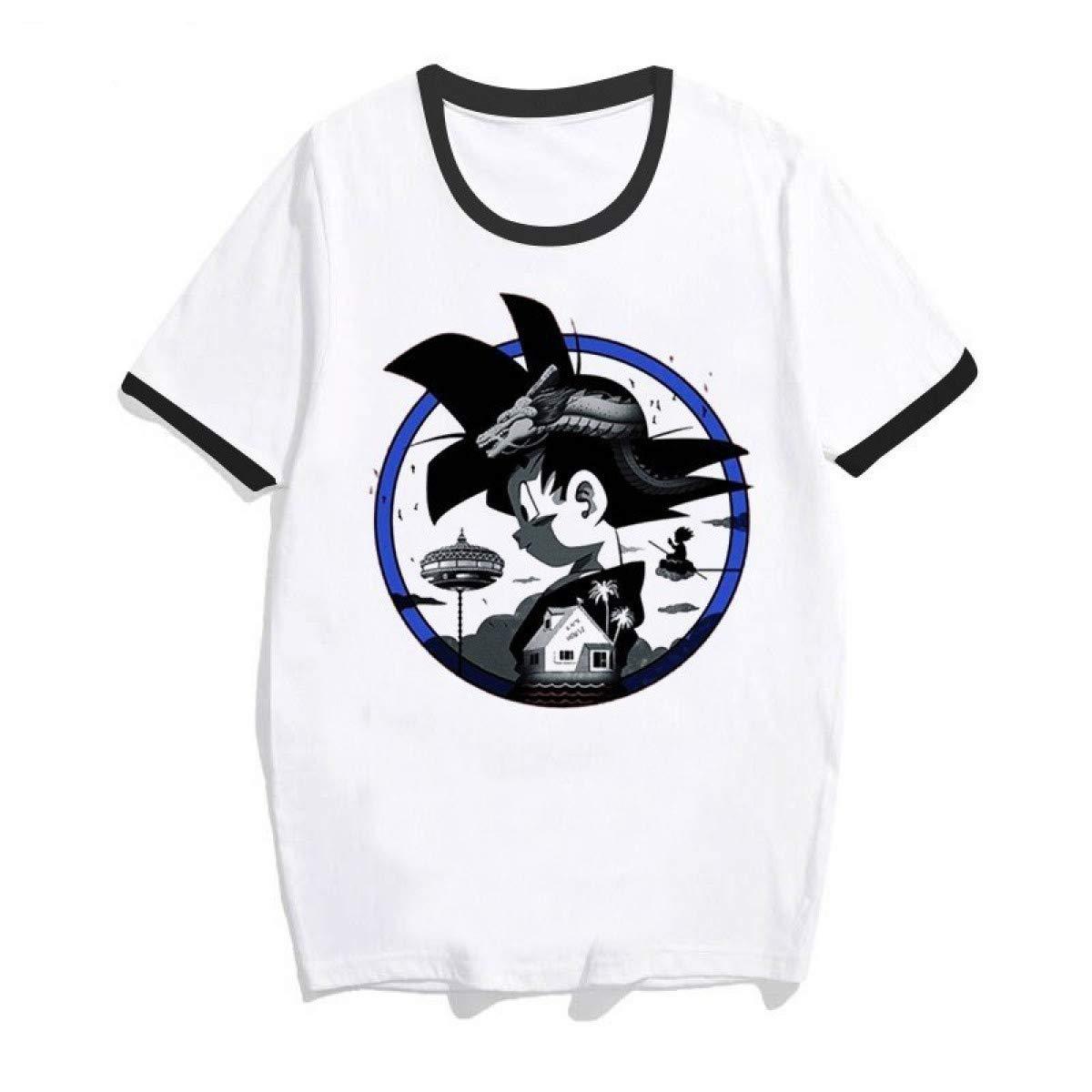 Dragon Ball T Shirt Super Saiyan Goku Tshirt Japan Anime T-Shirt Men Tee Shirt