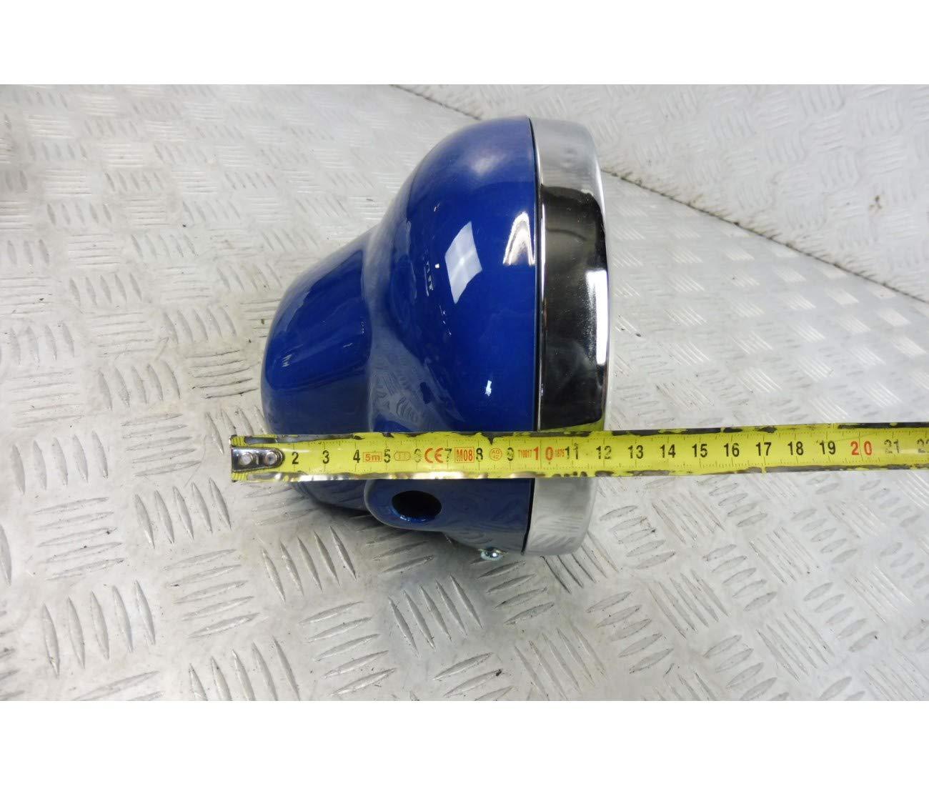 PHARE ROND 180 MM BLEU-HLU7RBU PRO/% DERNIER
