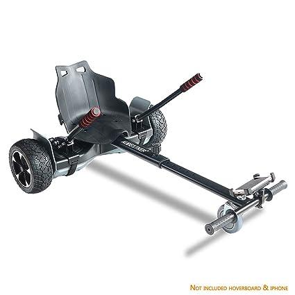 Amazon.com: AUBESTKER Go Kart for Hoverboard - Conversion ...