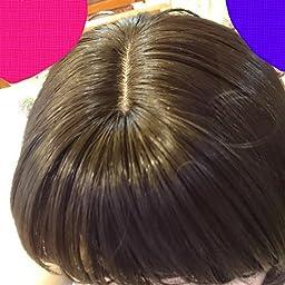 Amazon 4色 ウィッグ ロング ストレート 日本製ファイバー 耐熱 黒髪 栗色 シルバー 小顔 原宿風 可愛い 通学 通勤 日常使用 フルウィッグ 通販