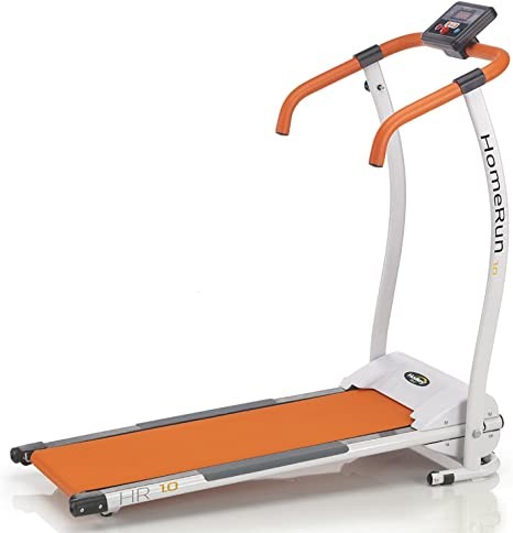 Halley Fitness Cinta De Correr Homerun 1.0 Naranja/Blanco: Amazon ...