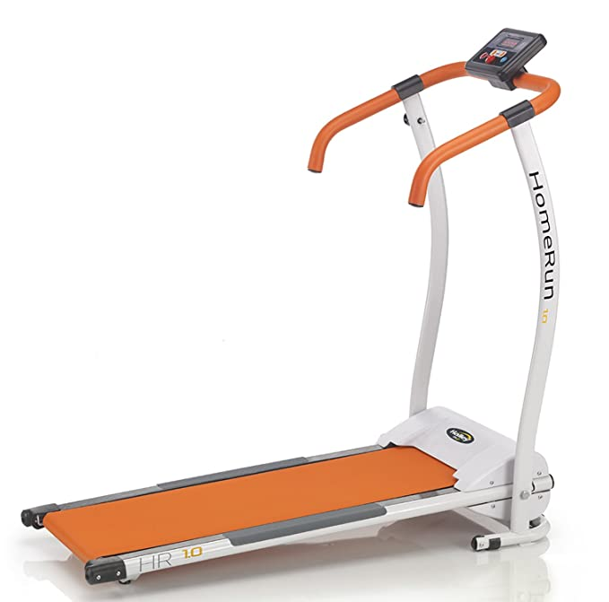 Halley Fitness Cinta De Correr Homerun 1.0 Naranja/Blanco: Amazon ...