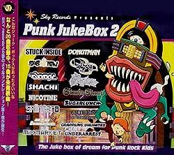 SKY RECORDS PRESENTS PUNK JUKE BOX(2)The Juke box of dream for Punk Rock kids!!