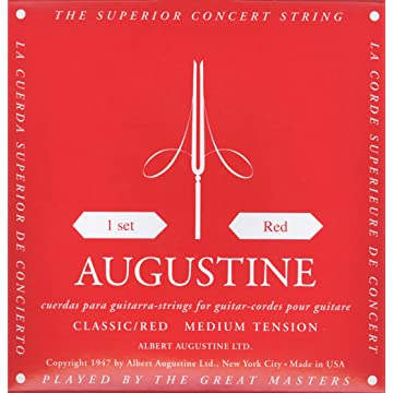 top best Augustine Acoustic Red