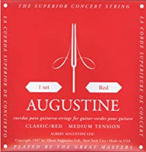 Augustine Acoustic Red