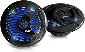 GT-25 Goldwood 80 Watt High Frequency Speaker 3.5 Kapton Tweeter Speaker Black