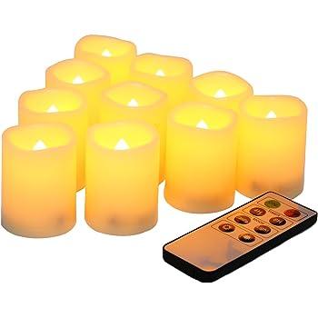 Flameless Votive Candles Enchanting Amazon Candle Choice Set Of 60 Flameless Candles LED Votives
