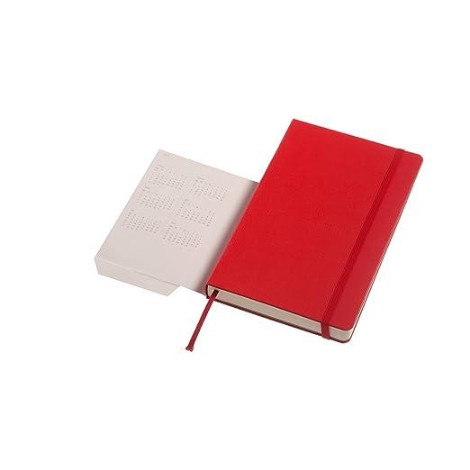 Amazon.com: Moleskine - Agenda diaria 2017, 39.4 ft, grande ...