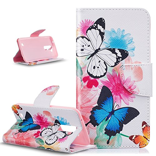 LG K10 Case,LG K10 Cover,ikasus Colorful