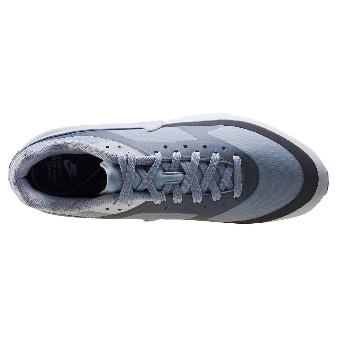 Nike Air Max BW Ultra Sneaker Scarpe per Uomo, BluNero, 47